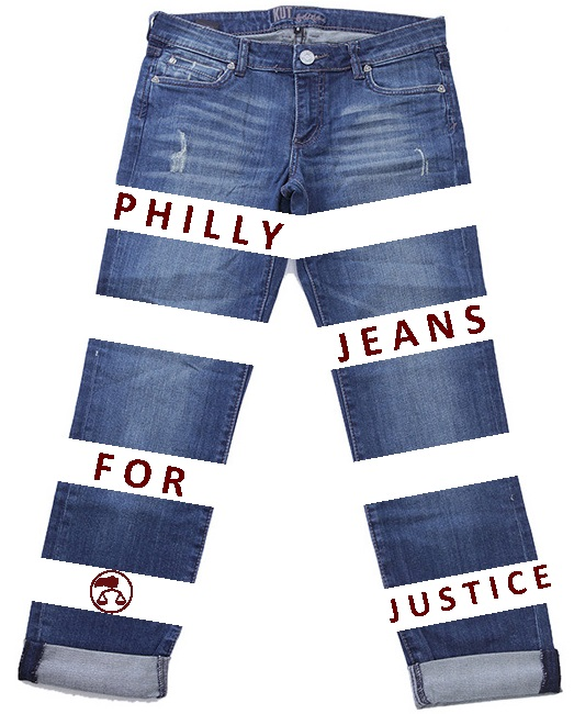 Philly Jeans for Justice