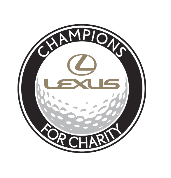 Lexus Champions for Charity Logo