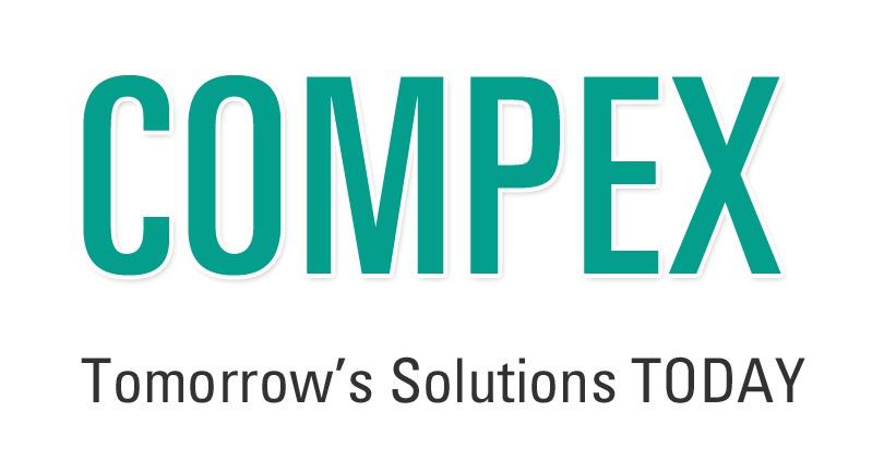 Compex company logo
