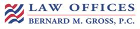 Law Offices of Bernard M. Gross Logo