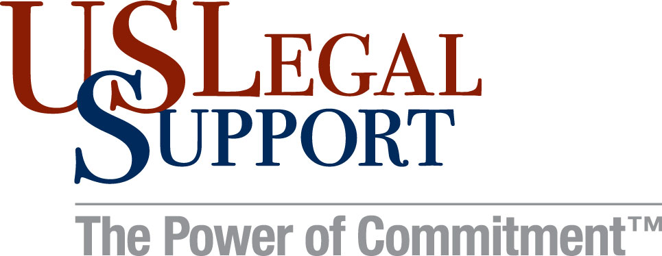 US Legal Support Logo