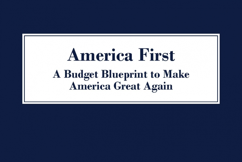 Federal Budget Cover Page